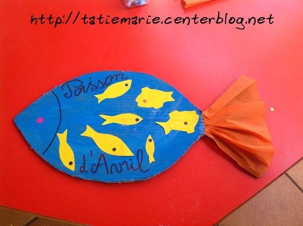 bricolage poisson