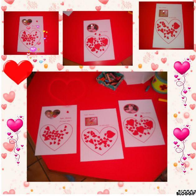Bricolage Saint Valentin